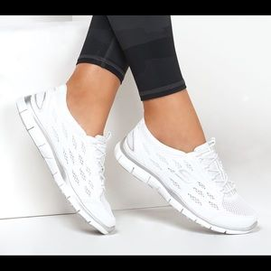 Skechers Gratis Going Places Memory Foam Shoes